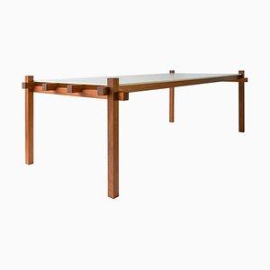 Carrier Neolith Ceramic Table, Jesse Visser