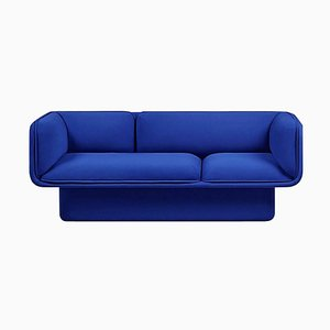 Block Blue Sofa, Studio Mut