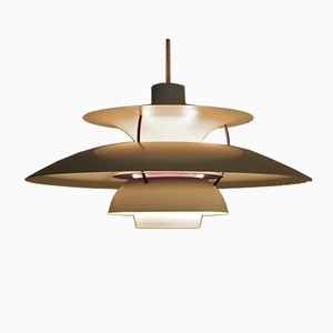 PH5 Pendant Light by Poul Henningsen for Louis Poulsen