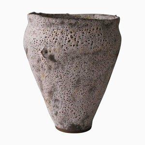 Purity, Cycladic, Unique Vase von Alana Wilson