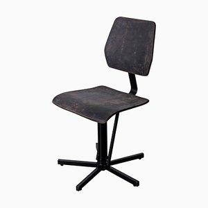 Kodak Leather Chair, Jesse Sanderson