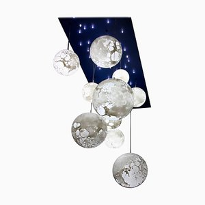 Moon Pendant Ensemble, Ludovic Clément d'Armont