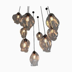 Handcrafted Glass Pendant Lighting, Oliver Höglund