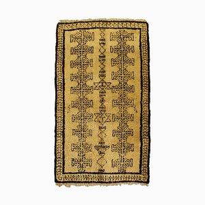 Handgewebter Berber Wollteppich, Vintage Beni Ourain