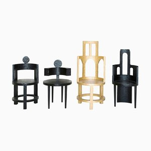 Sculptural Chairs, Rooms