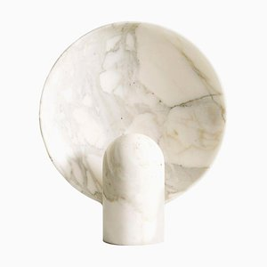 Sculpted Calacatta Marble by Henry Wilson
