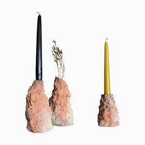 Troglometry, Set Unique Organic Vasen, Aurore