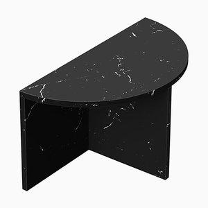 Tavolino da caffè Marquina '' Fifty '' in marmo, Sebastian Scherer