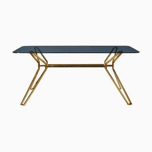 Tavolo da pranzo moderno in vetro, Pols Potten Studio