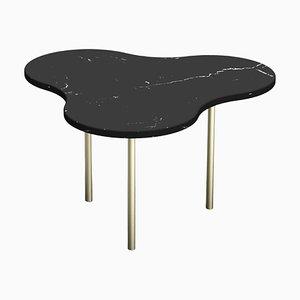 Black Marble ''Camo'' Coffee Table, Sebastian Scherer