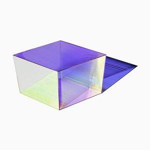 Glas '' Rho Square 40 '' Couchtisch, Sebastian Scherer