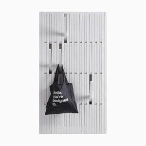 Wall-Mounted ''PIANO'' Coat Rack, Patrick Séha