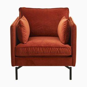 Velvet ''PPno.2'' Armchair, Pols Potten Studio