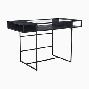 Graphite Secretaire Desk, Pols Potten Studio
