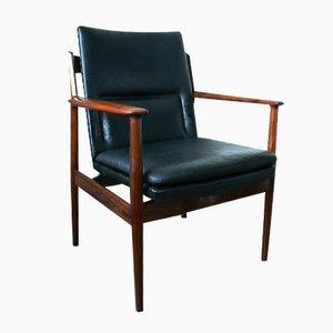 Chaise d'Appoint Modèle 341 par Arne Vodder pour Sibast