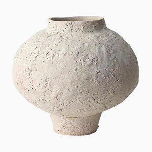 Glasierte 'Isolated n.12' 'Steingut Vase, Raquel Vidal und Pedro Paz
