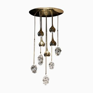 Crystal ''Cometa'' Chandelier