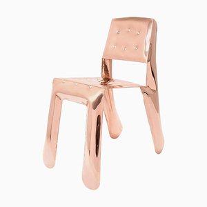 Chippenstahl 0.5 Stuhl aus Lackiertem Kupfer 'limited edition', Zieta