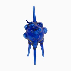 Blown Glass ''Tafuri'' Sculpture by Dima Srouji