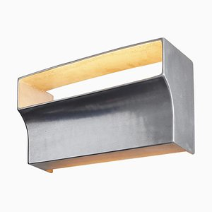 Scoop Aluminium Wall Light by Henry Wilson
