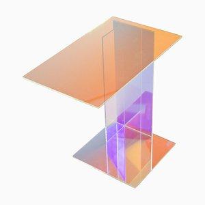 Dichoic Glass Beistelltisch, Rona Koblenz