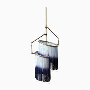 Blue Charme Pendant Lamp, Sander Bottinga