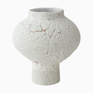 Glaze Stoneware Vase, Raquel Vidal and Pedro Paz