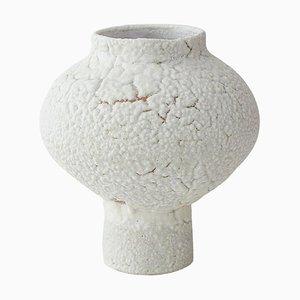 Vase aus Steingut, Raquel Vidal und Pedro Paz