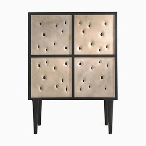 Ceramic Contemporary Bar Cabinet