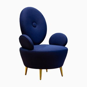 Ayi Armchair Designed by Thomas Dariel
