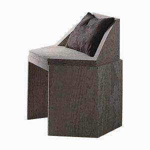 Ana Sculptierter Stuhl von Sizar Alexis