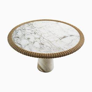 Marble ''Amazonas'' Dining Table, Giorgio Bonaguro
