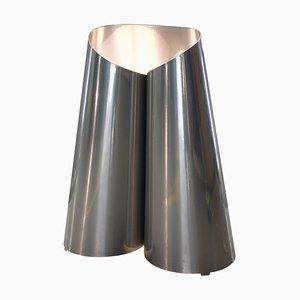 Stahl '' Fold Lamp '' Lampe, Maria Tyakina