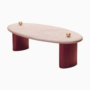 Bronze and Quartzite ''Alcova'' Table Tray, Ilaria Bianchi