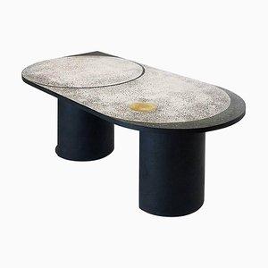 Geometrischer Mosaik Mosaik Tisch, Räume