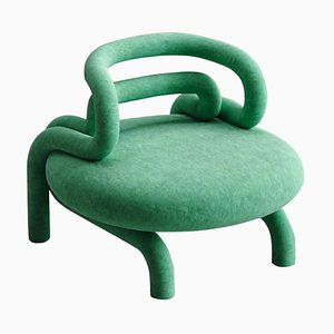 Chloropast Contemporary Armchair by Taras Zheltyshev