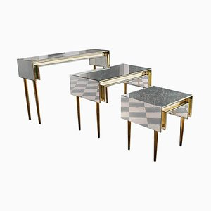 Invisible Brass Tables, Rooms
