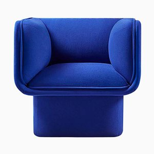 Block Blue Sessel von Studio Mut