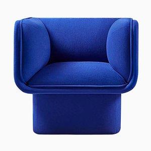Butaca Block en azul de Studio Mut