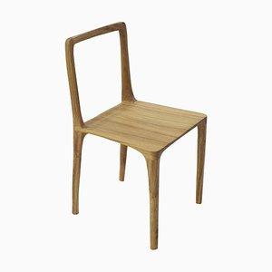Handgemeißelter Dot Chair von Cedric Breisacher signiert