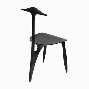 Handgefertigter und Signierter Stuhl von Cedric Breisacher