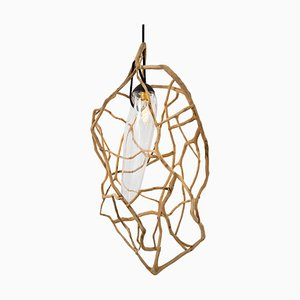 Sculpted Lighting Pendant by Jérôme Pereira ''Planck Longiligne''
