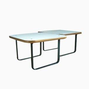 Tavolino di Bruce Hannah & Andrew Morrison per Knoll International
