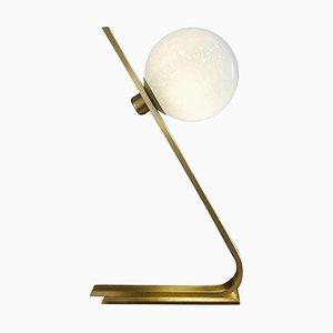 Italienische Daphne Tischlampe aus Messing