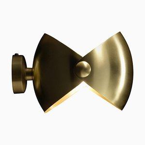 Eirene Brass Italian Sconce Lamp