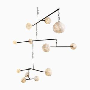Lampe à Suspension Monumental Moon Mobile - Ludovic Clément d'Armont