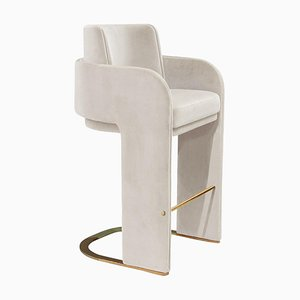 Odisseia Bar Chair by Dooq