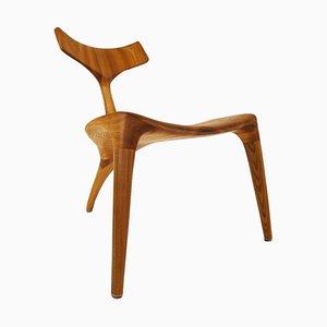Triplex Sessel von Morten Stenbaek handgefertigt und gestaltet