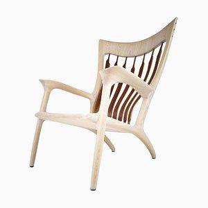 MS81 Sessel von Morten Stenbaek handgefertigt und gestaltet