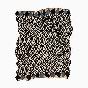 Handgeknüpfter Diamond Teppich, Florian Pretet und Lisa Mukhia Pretet